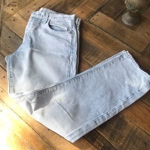 Current/Elliot Straight Leg Denim